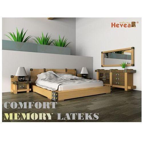 Produkt HEVEA BODY COMFORT VISCO LATEKS 80x200 Poduszka Visco Gratis!!, marki Hevea