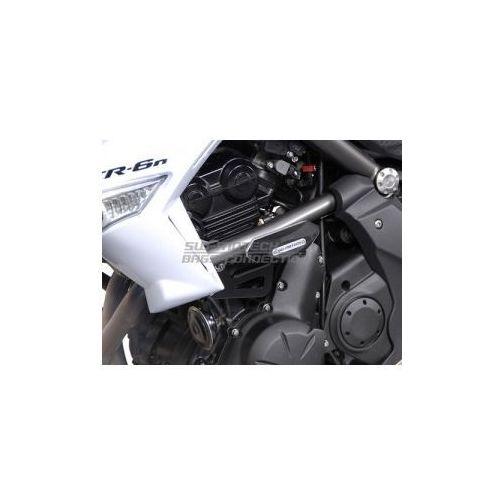 CrashPady - KAWASAKI ER6 n (SW-MOTECH) z kat.: crash pady motocyklowe