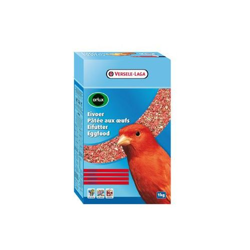 VERSELE LAGA - ORLUX - EGGFOOD CANARIES RED 1 kg