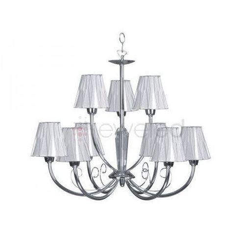 Artykuł BELLA żyrandol 9 x 40W E14 CHROM / SREBRNY z kategorii lampy wiszące