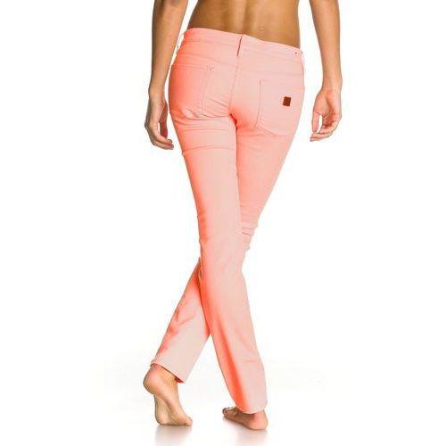 Produkt z kategorii- spodnie męskie - jeansy Roxy Suntrippers Colors - MFQ0/SW Cantalope