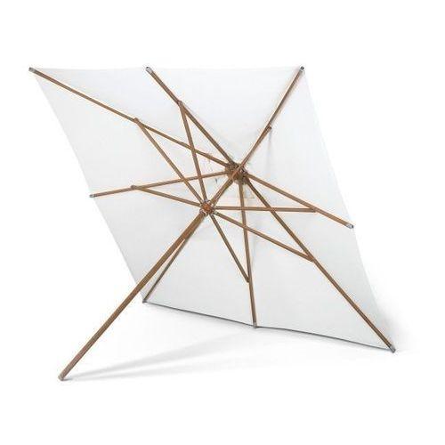 Oferta Skagerak MESSINA Parasol Ogrodowy 300x300 cm - Drewno Meranti [65b72c733781d2ea]