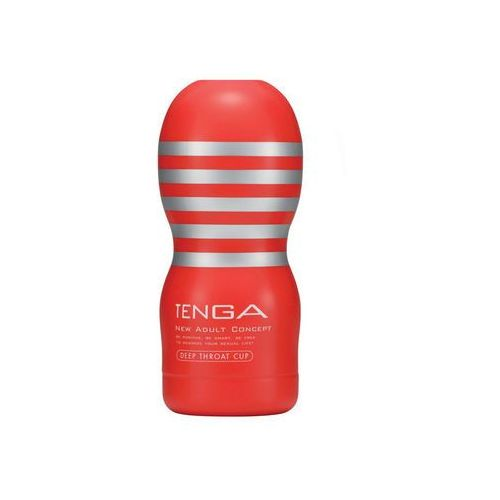 Tenga Standard Deep Throat Cup (Głębokie Gardło) masturbator - oferta [05e0d34e337fb28f]