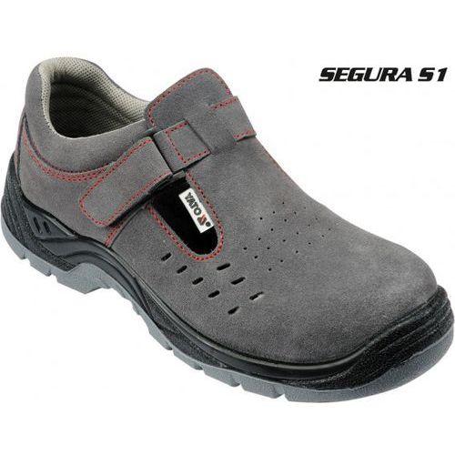 Sandały robocze segura s1 rozmiar 45 / SZYBKA WYSYŁKA / BEZPŁATNY ODBIÓR: WROCŁAW, kup u jednego z partnerów
