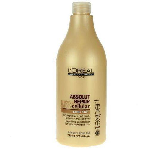 Loreal odżywka regenerująca Absolut Repair Lipidium 750ml - produkt z kategorii- odżywki do włosów