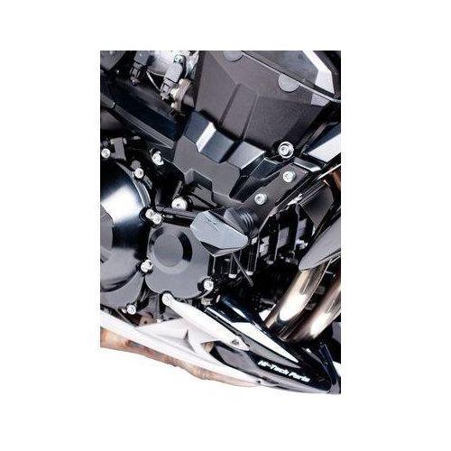 Puig y Kawasaki Z750 07-12 /Z750R 11-12 /Z1000 07-09 czarny   TRANSPORT KURIEREM GRATIS z kat. crash pady motocyklowe