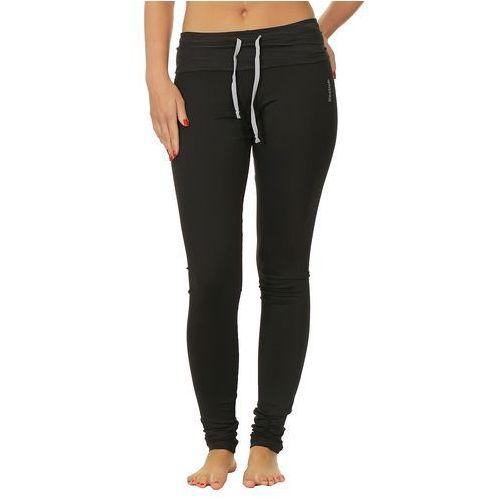 spodnie dresowe Reebok Modrn Step TGHT - Black/Black - produkt z kategorii- spodnie męskie