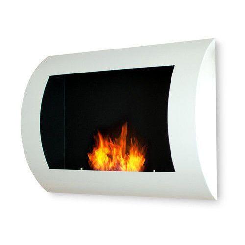 Oferta Biokominek dekoracyjny 60x45 cm biały Convex [95f561201595b4be]