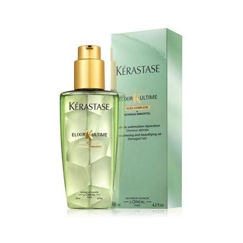 Produkt z kategorii- pozostałe kosmetyki do włosów - Kerastase Elixir Ultime dla włosów osłabionych - 125 ml