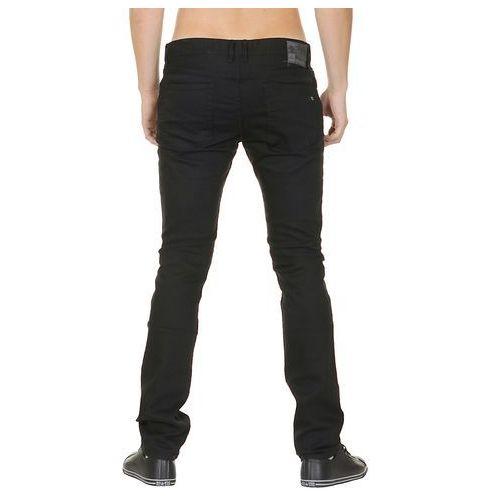 Produkt z kategorii- spodnie męskie - jeansy Quiksilver Distorsion - Over Black
