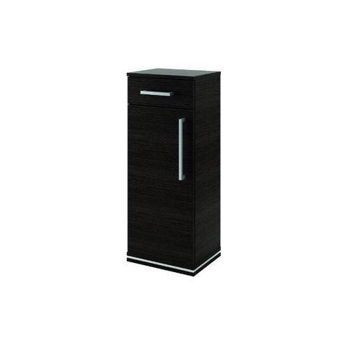 Półsłupek łazienkowy ANCONA legno ciemne 0410-221600 Aquaform - produkt z kategorii- regały łazienkowe