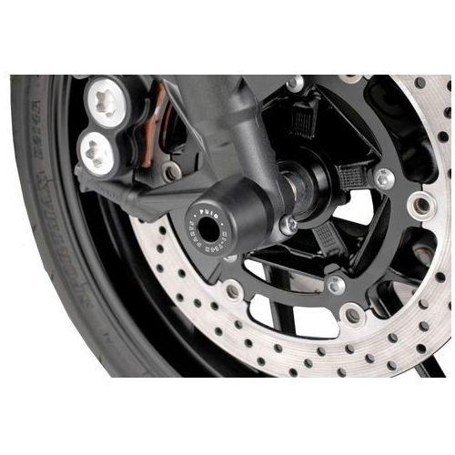 Protektory osi koła przedniego PUIG do Yamaha MT-09 / Tracer 13-15 z kategorii crash pady motocyklowe