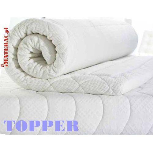 Produkt Materac nawierzchniowy  Topper Lateks 90x200, marki Hevea