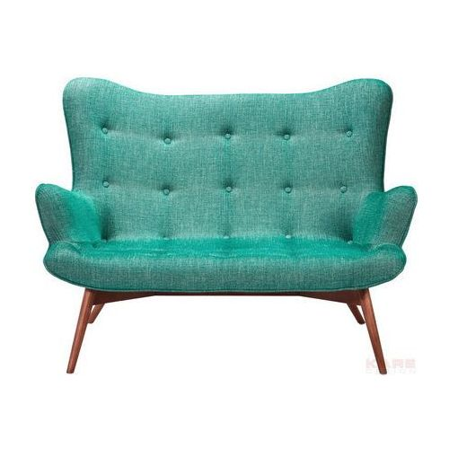 Kare design :: Sofa Angels Wings Rhythm Green 2-Osobowa - zielony, Kare Design