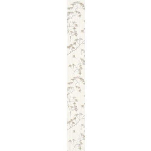 Oferta Sorenta Bianco listwa Kwiaty 7x60 (glazura i terakota)