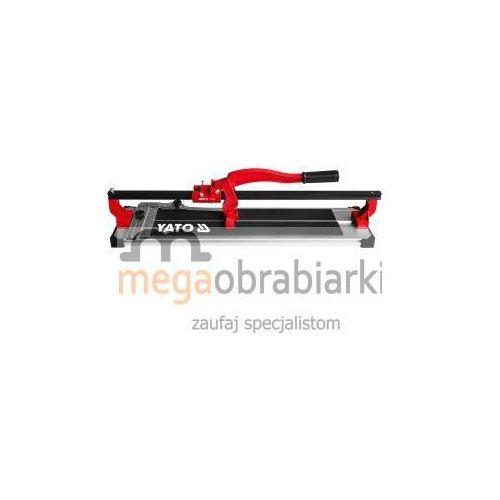 Produkt z kategorii- elektryczne przecinarki do glazury - YATO Przyrząd do cięcia glazury 500 mm YT-3706