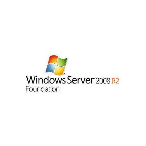 Produkt Ms Win Server 2008 Foundation Srv R2 Rok En Sw (for One Cpu Only)