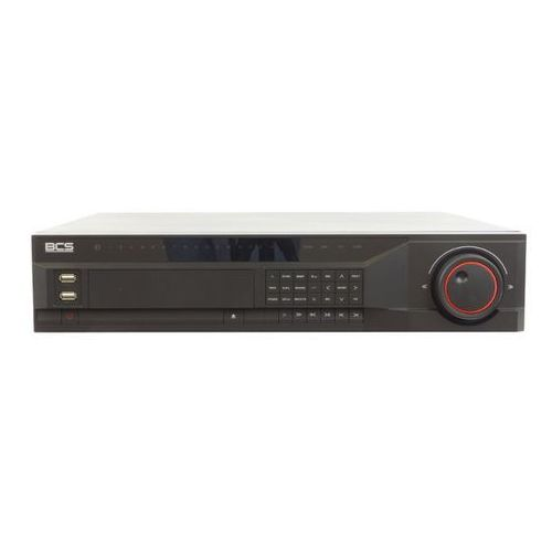 BCS-DVR1608H-960 Hybrydowy Rejestrator cyfrowy 16 kamer IP, 16 kanałów analogowych Effio 960H, 8 HDD SATA, 4xUSB, eSATA, VGA HDMI, PTZ