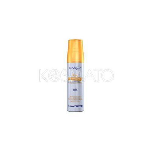 Produkt z kategorii- pozostałe kosmetyki do włosów - Marion Hair Line Stylizacja Płyn, 150 ml