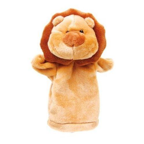 Pacynka na dłoń - lew, żyrafa,małpka,słonik (pacynka, kukiełka)