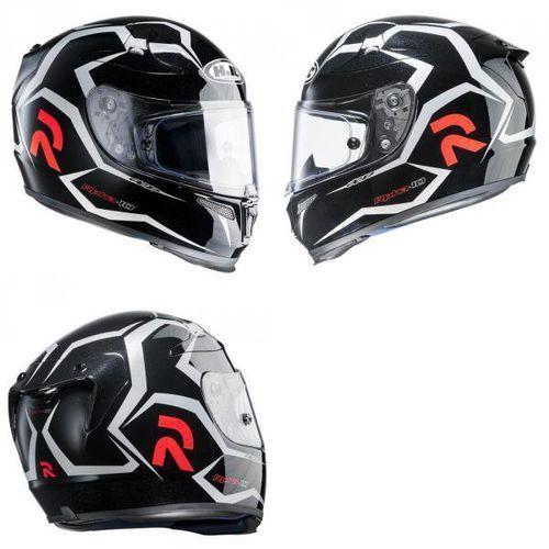 Kask HJC R-PHA-10+ AQU-BLACK z kategorii kaski motocyklowe