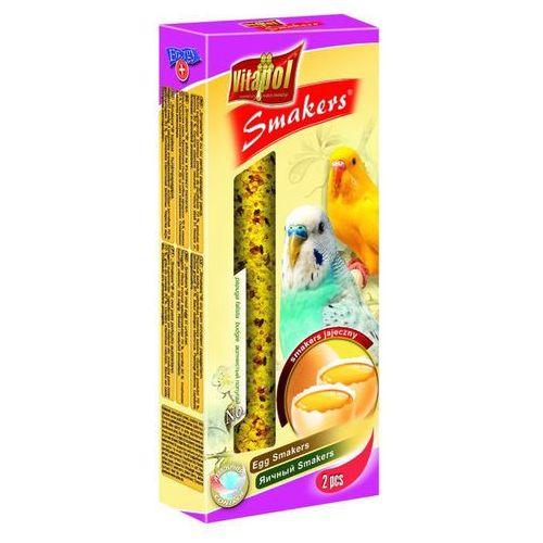 Smakers dla papugi falistej  Smak:Pomarańcza, Vitapol