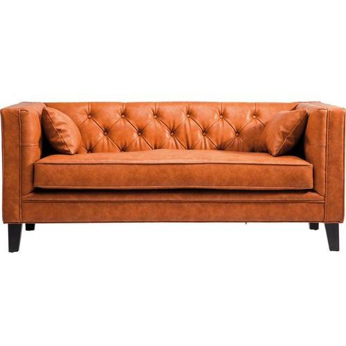 Texas Brown Sofa Brązowa 2 Osobowa 168cm - 78587
