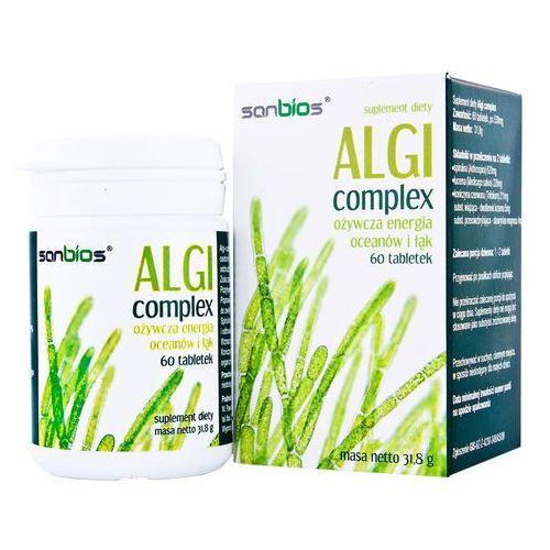 [tabletki] Algi-complex 60 tabl.