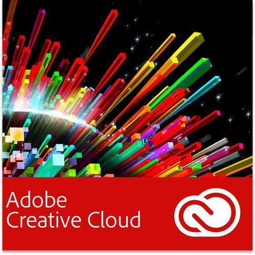 Produkt z kategorii- pozostałe oprogramowanie - Adobe Creative Cloud for Teams Multi European Languages Win/Mac - Subskrypcja (12 m-ce) for CS3+ PROMO