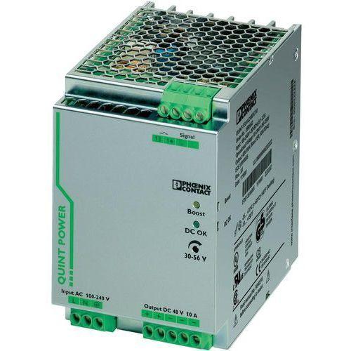 Artykuł Zasilacz na szynę Phoenix Contact QUINT-PS/1AC/48DC/10, 48V, 10 A z kategorii transformatory