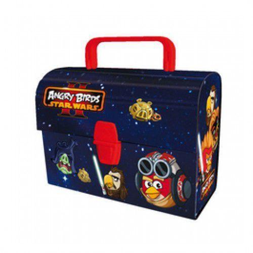 Kuferek oklejany Angry Birds - Dostawa zamówienia do jednej ze 170 księgarni Matras za DARMO - oferta [35c3d641c38f3370]