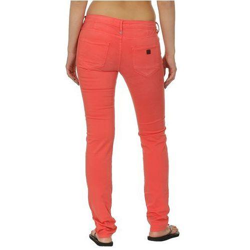 jeansy Roxy Torah Flat - Candy Red - produkt z kategorii- spodnie męskie