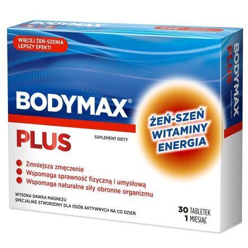 Bodymax Plus tabl. 30 tabl., postać leku: tabletki