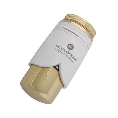 600200008 głowica sh brillant biała-złoto wyprodukowany przez Schlosser