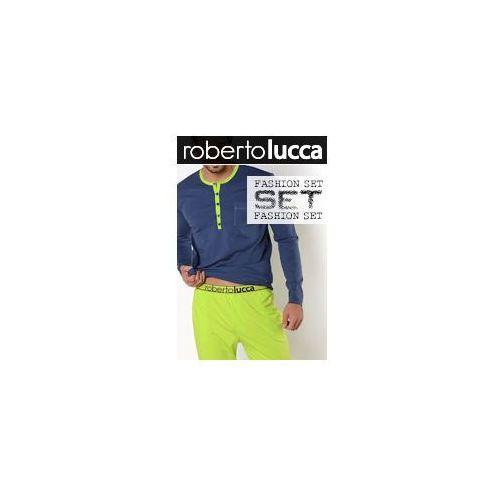 Xmas SET Roberto Lucca Koszulka & Spodnie domowe 14/21 - produkt z kategorii- spodnie męskie