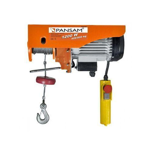 Wciągarka elektryczna A045120 Pansam, kup u jednego z partnerów