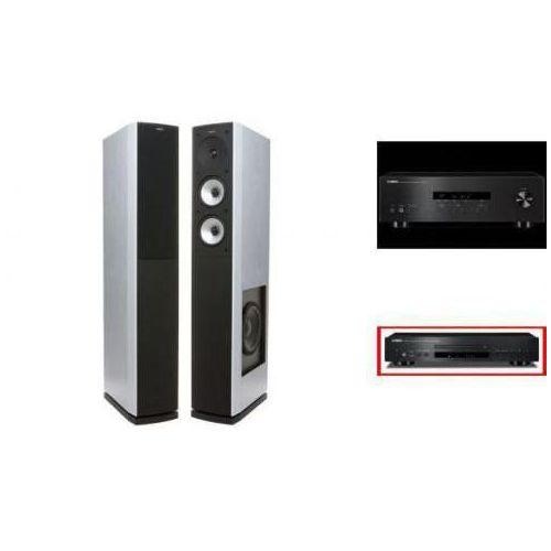 YAMAHA R-S201 + CD-S300 + JAMO S626 W - wieża, zestaw hifi - zmontuj tanio swój zestaw na stronie
