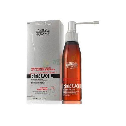 Produkt z kategorii- pozostałe kosmetyki do włosów - L'Oreal Homme Renaxil zaawansowane łysienie 125 ml