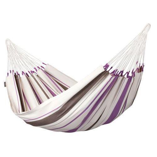 Hamak pojedynczy La Siesta Caribena purple, produkt marki Produkty marki La Siesta