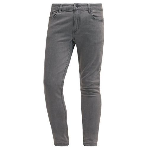 Only & Sons ONSEXTREME Jeansy Slim fit dark grey denim - produkt z kategorii- spodnie męskie