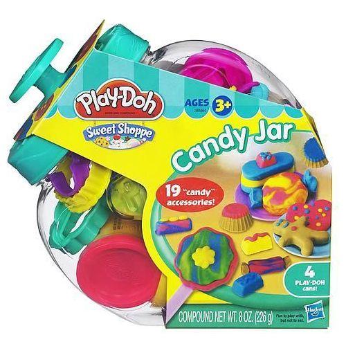 Play-Doh Słoik z cukierkami, Hasbro 38984 - oferta [e52d497a17a50421]