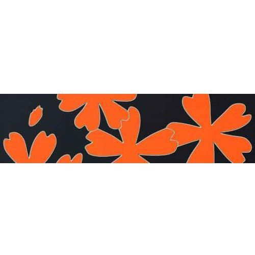 Oferta Flower Orange 1 Listwa 16,2x59,3 (glazura i terakota)
