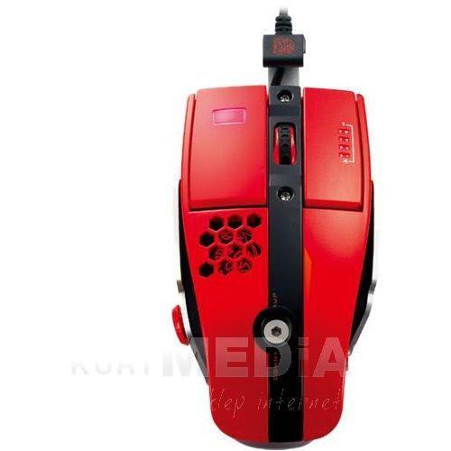Thermaltake  eSports Level 10 M 8200DPI Laser Red (MO-LTM009DTL) Darmowy odbiór w 15 miastach! z kat. myszy, trackballe i wskaźniki