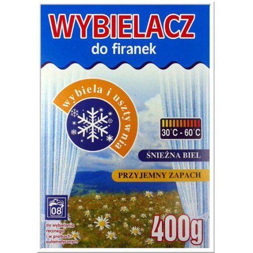 WYBIELACZ do Firan Firanek - 400g HIT! (wybielacz i odplamiacz do ubrań) od Fenix Firany Zasłony
