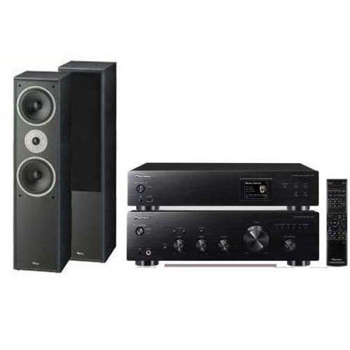 Artykuł PIONEER A-20 K + N-30 + MAGNAT 800 z kategorii zestawy hi-fi
