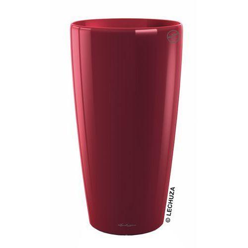 Donica Lechuza Rondo czerwona scarlet red, produkt marki Produkty marki Lechuza