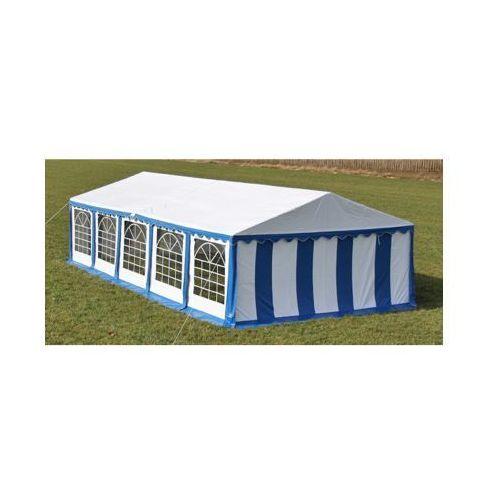 Pawilon ogrodowy 10x5m, niebieski, produkt marki vidaXL