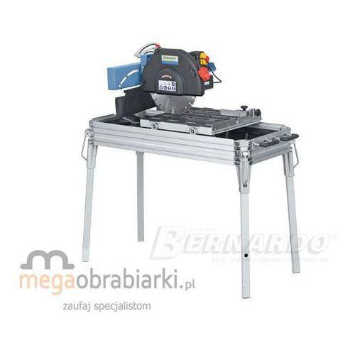 Produkt z kategorii- elektryczne przecinarki do glazury - BERNARDO Piła do cięcia kamienia, glazury, kostki SCM 350 - 400 V RATY 0%