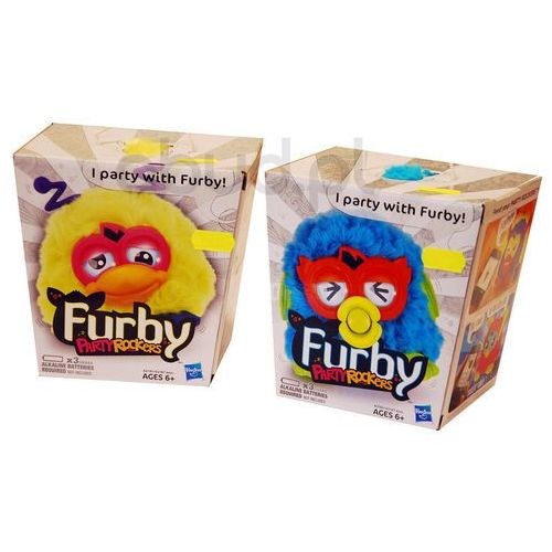 Furby Party Rockers - produkt dostępny w ABUD