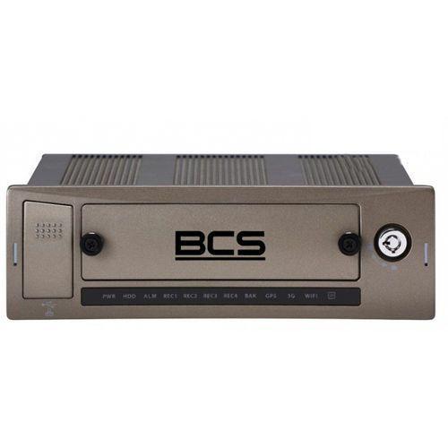 DVR0401C rejestrator producenta BCS
